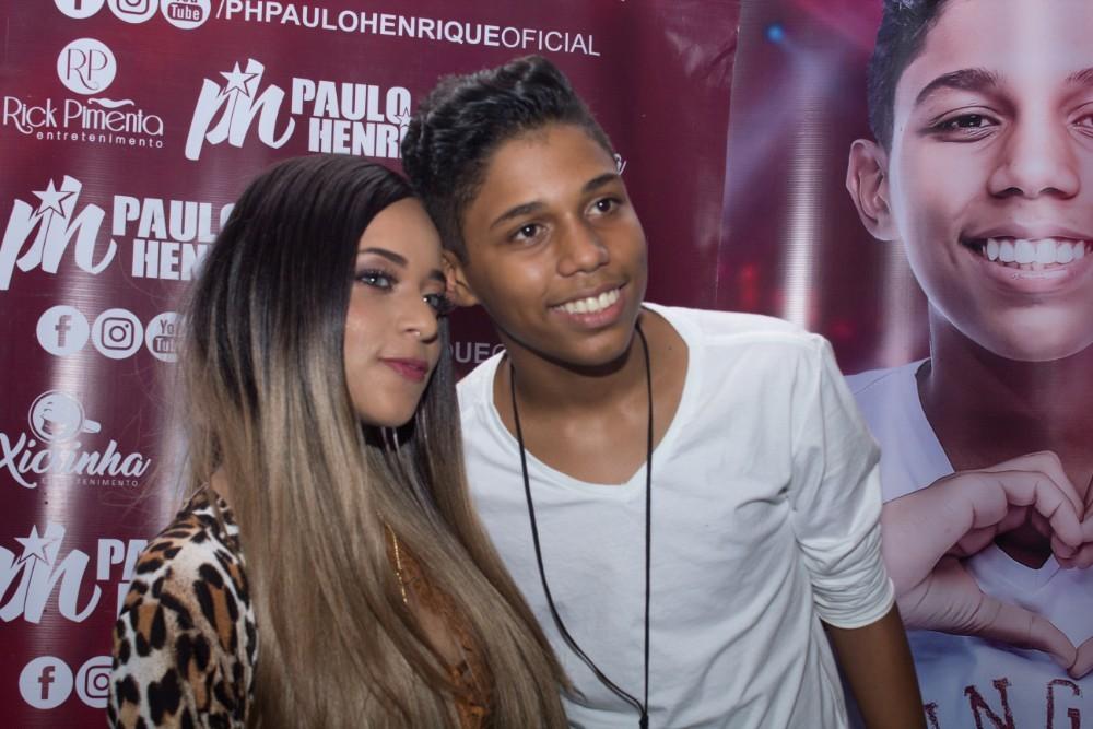 Show de Paulo Henrique em Feira de Santana