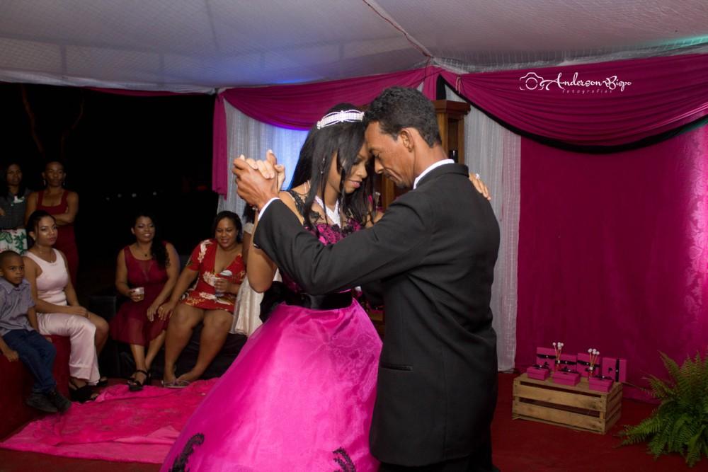 Fotografia para Debutante
