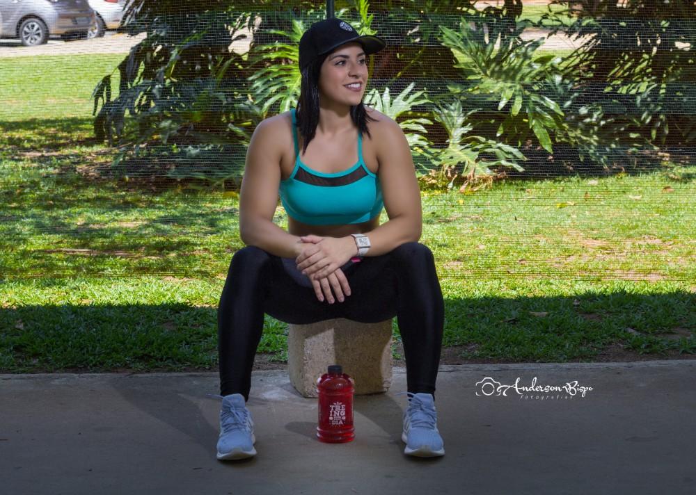 Ensaio Fitness/ Modelo Ariane Bomfim