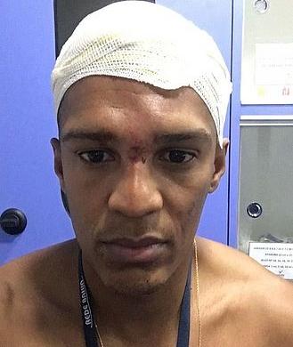 Equipe do Jornal Correio é agredida por agentes da Transalvador na entrada do Barradão