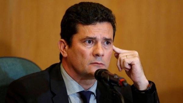 Com cargo de ministro da Justiça no governo de Bolsonaro, Moro receberá salário de R$ 16 mil