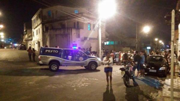 Pastor é assassinado em frente a igreja em Feira de Santana