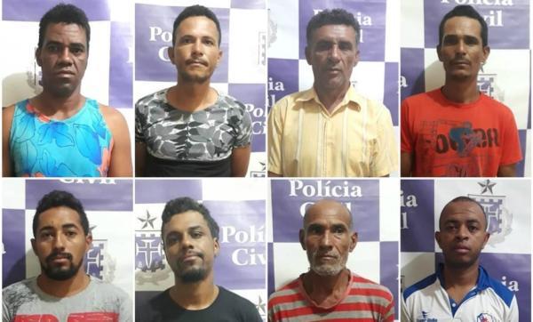 Oito mandados de agressores de mulheres são cumpridos em Juazeiro