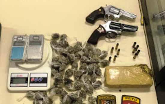 Suspeitos de tráfico de drogas morrem durante confronto com policiais em Feira de Santana