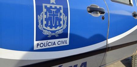Pai é preso acusado de abusar sexualmente da filha em Feira de Santana