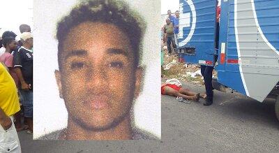 Jovem é assassinado a tiros no bairro Jardim Cruzeiro em Feira de Santana