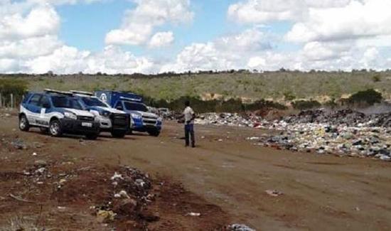 Bebê de seis meses é encontrado morto dentro de lixão no interior da Bahia