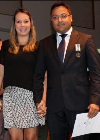 Uma data especial para o Patologista clínico Luiz Teixeira da Silva Junior
