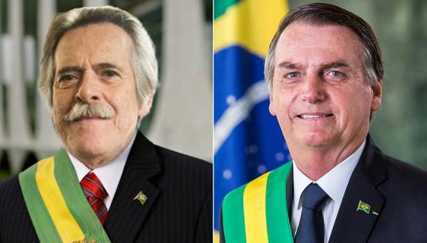 Bolsonaro ameaça processar José de Abreu e ator responde: 'Vou te processar por postar pornografia'