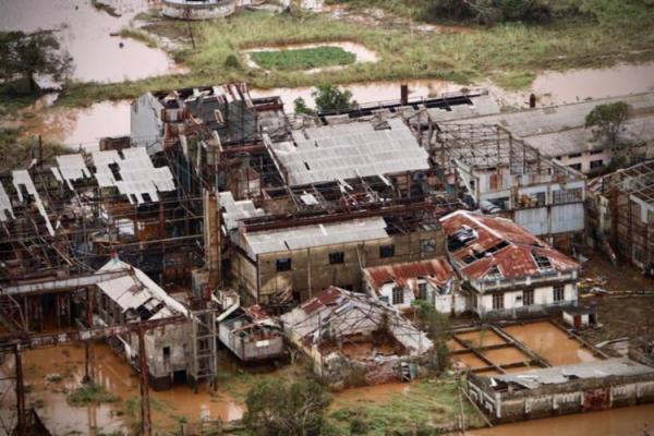 Chega a 417 número de mortes em Moçambique após ciclone