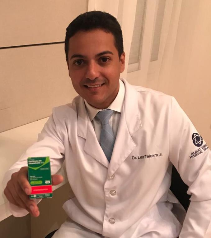 Patologista Dr. Luiz Teixeira