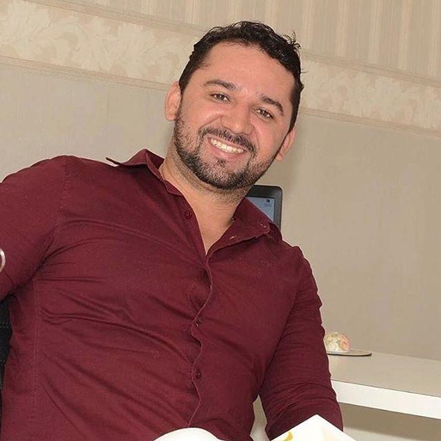 Marcos Marinho, empresário diretor do Grupo Start