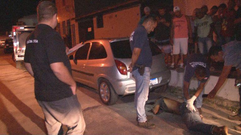 Homem é assassinado no Tomba em Feira de Santana