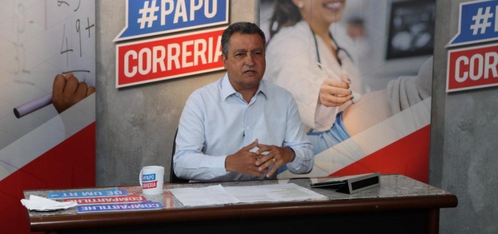 Foto : Alberto Coutinho/GOVBA