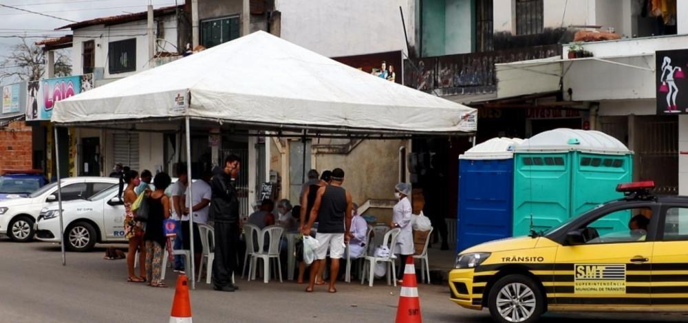 Foto : Divulgação/Pref de Feira de Santana