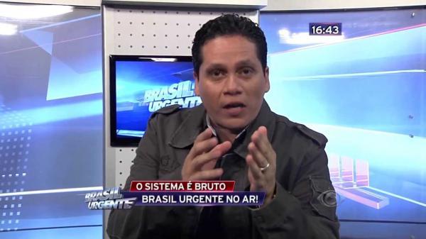 Após quase 4 anos, Uziel Bueno volta ao comando do 'Brasil Urgente' a partir do dia 21