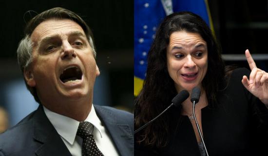 Janaína Paschoal pode ser vice de Bolsonaro, diz coluna