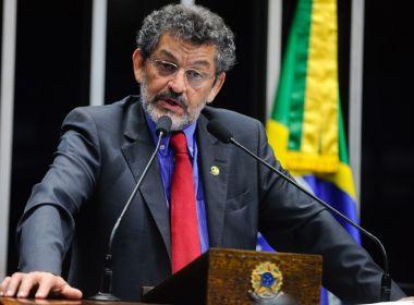 Paulo Rocha reafirma que PT irá registrar candidatura de Lula em 15 de agosto