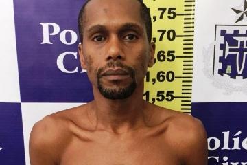 Acusado de envolvimento em vários homicídios é preso pela DRFR no Aviário