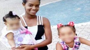 Suspeita de matar mãe e duas filhas em Maragogipe se entrega a policia