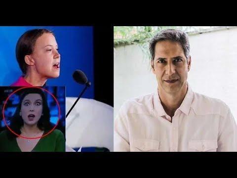 Luís Ernesto Lacombe choca apresentadora por desconfiar de garota da ONU