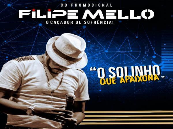 Filipe Melo - O Caçador de Sofrência 2018