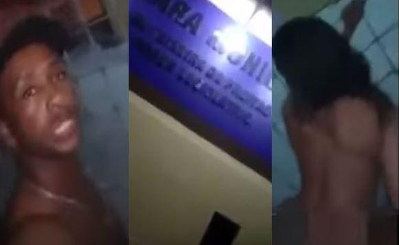 Casal faz sexo em frente à Câmara de Teixeira de Freitas para 'reivindicar direitos'